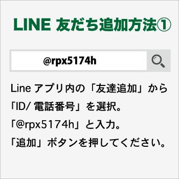 line@の友達追加方法1