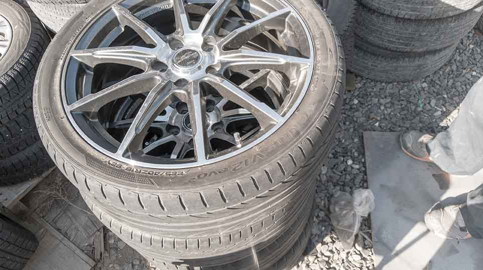 SCHNEIDER(シュナイダー)タイヤ付きセット